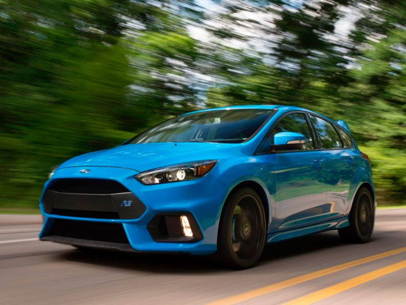 10 Things You Need to Know About the 2016 Ford Focus
