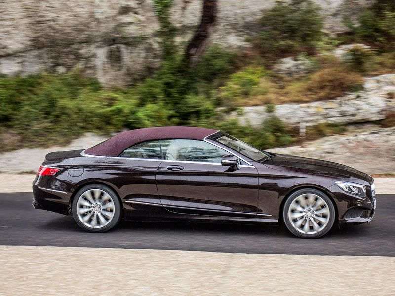 2017 Mercedes Benz S Class Cabriolet Road Test And Review