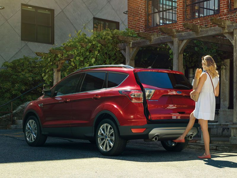 10 Things You Need to Know About the 2017 Ford Escape