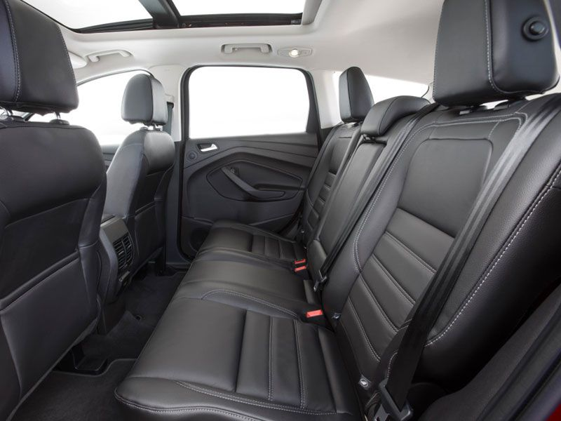 2017 ford escape road test and review with video. Black Bedroom Furniture Sets. Home Design Ideas