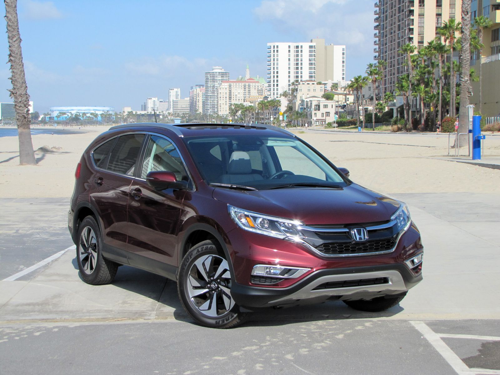 2016 Honda CR-V Road Test & Review