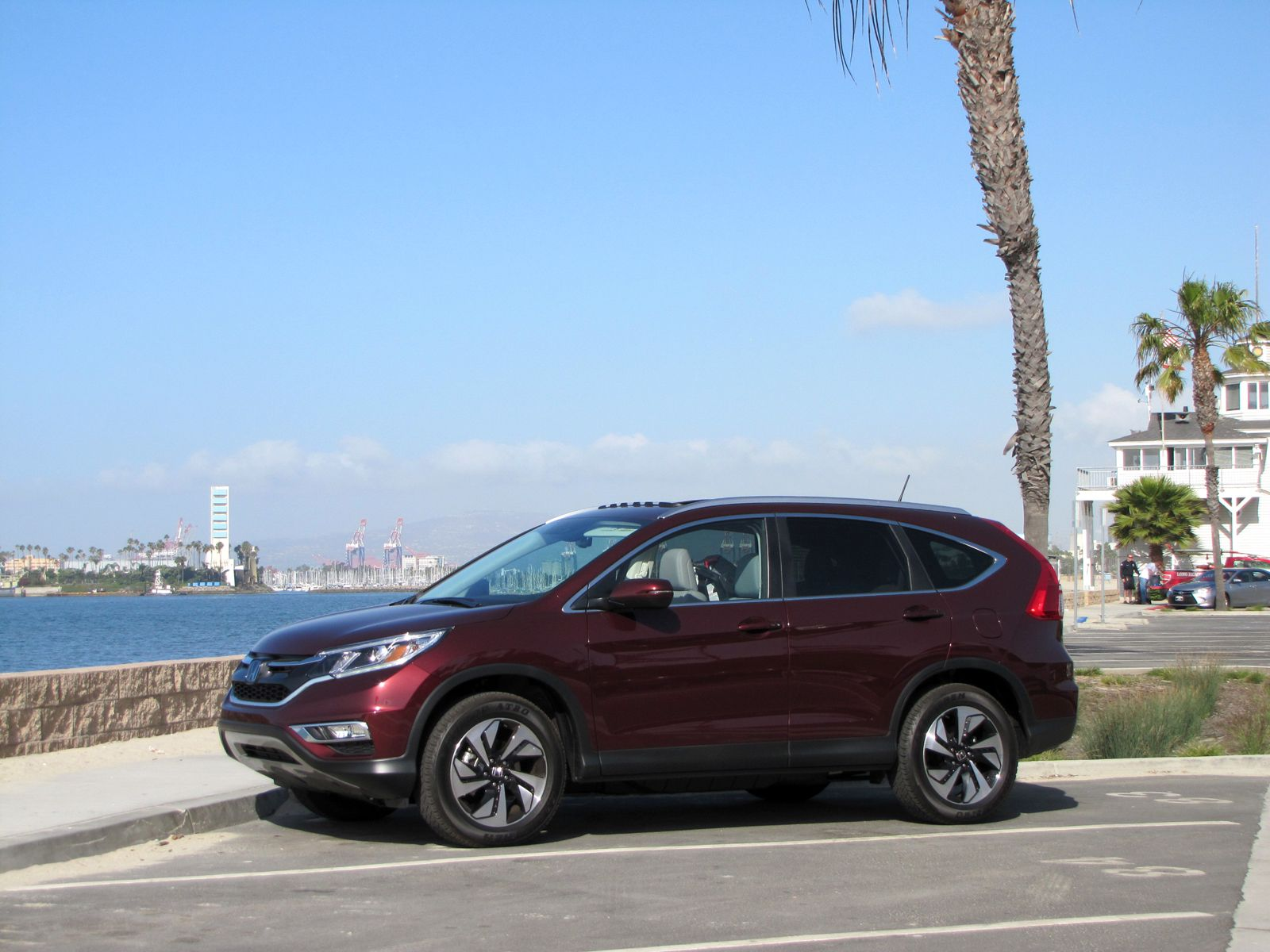 2016 honda cr v road test review. Black Bedroom Furniture Sets. Home Design Ideas