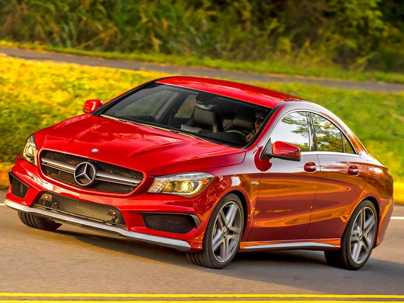 The 10 cheapest sedans to insure for What is the cheapest mercedes benz