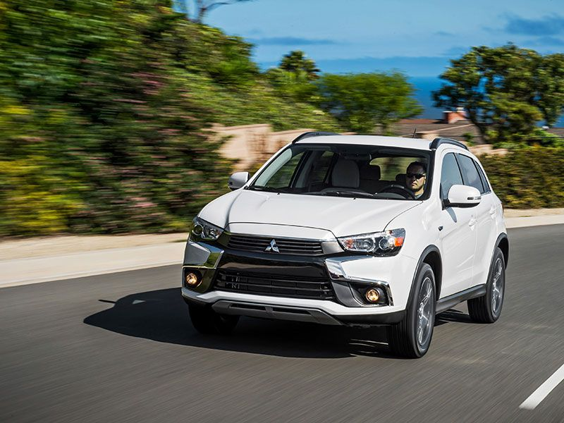 2016 Mitsubishi Outlander Sport Road Test and Review