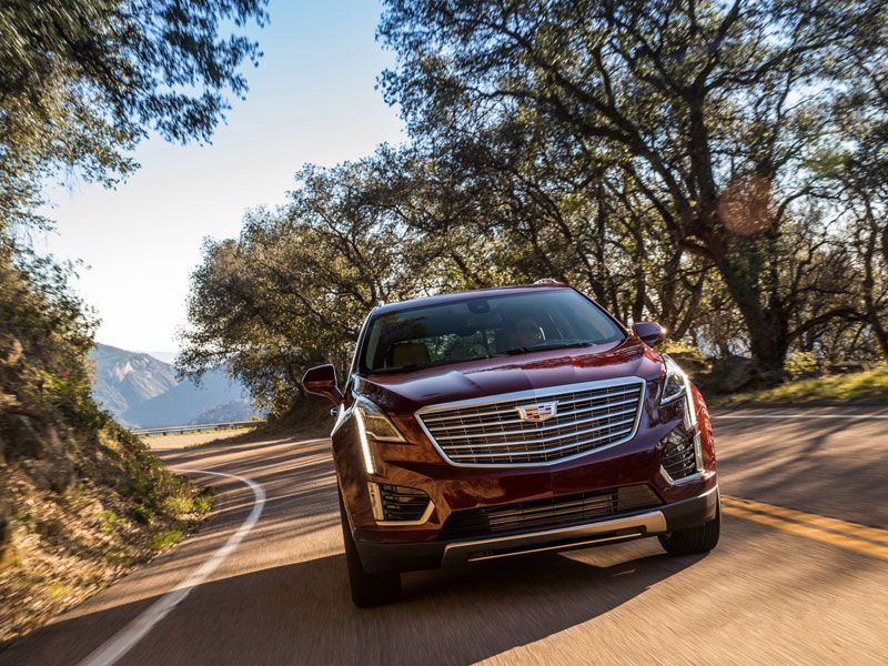 10 Luxury SUVs under $40,000