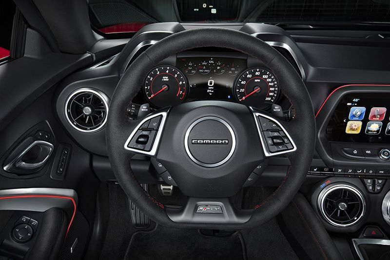 10 Sports Cars with Paddle Shifters