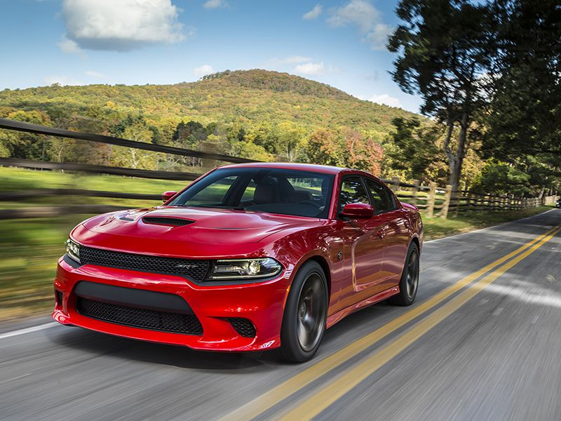 10 Fastest Muscle Cars  Autobytelcom