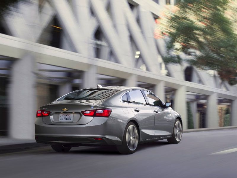 2016 Chevrolet Malibu Hybrid Road Test and Review