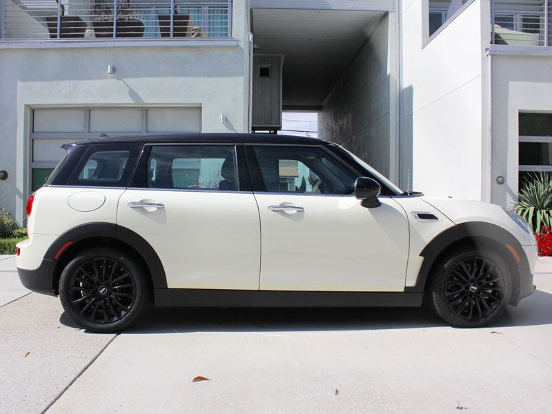 2016 MINI Cooper Clubman Road Test and Review