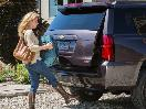 2016 Chevrolet Tahoe hands free liftgate