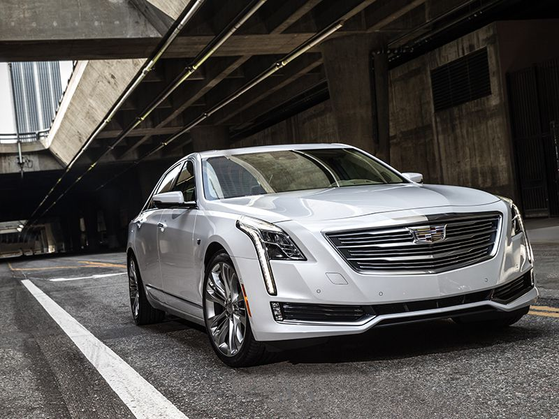 2016 Cadillac CT6 Road Test and Review