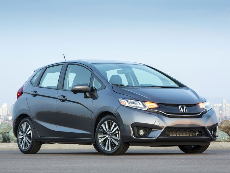2016 Honda Fit Road Test and Review