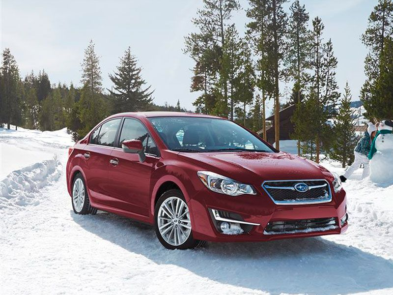 10 Best Sedans for Snow