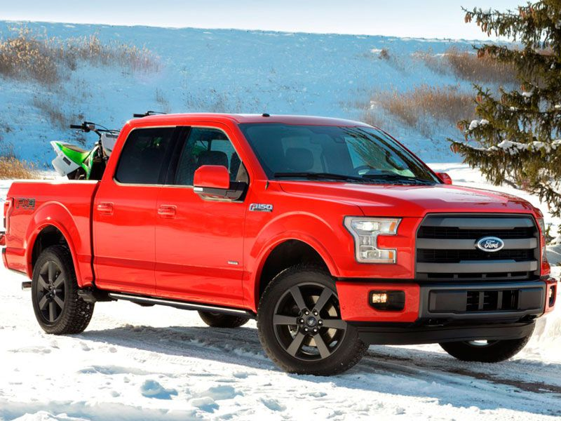 10 things you need to know about the 2016 ford f 150. Black Bedroom Furniture Sets. Home Design Ideas
