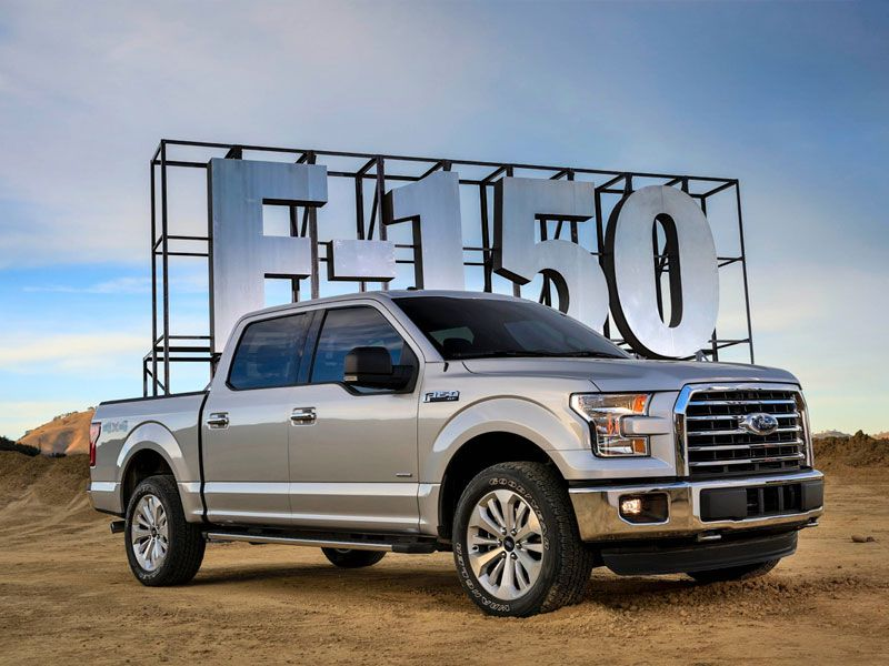 10 Things You Need to Know About the 2016 Ford F-150