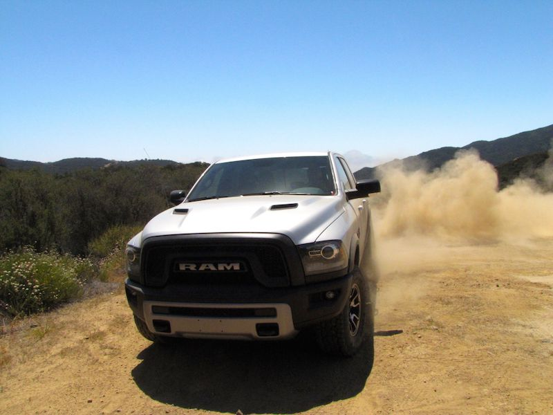 10 Things You Need to Know About the 2016 Ram Rebel 4x4