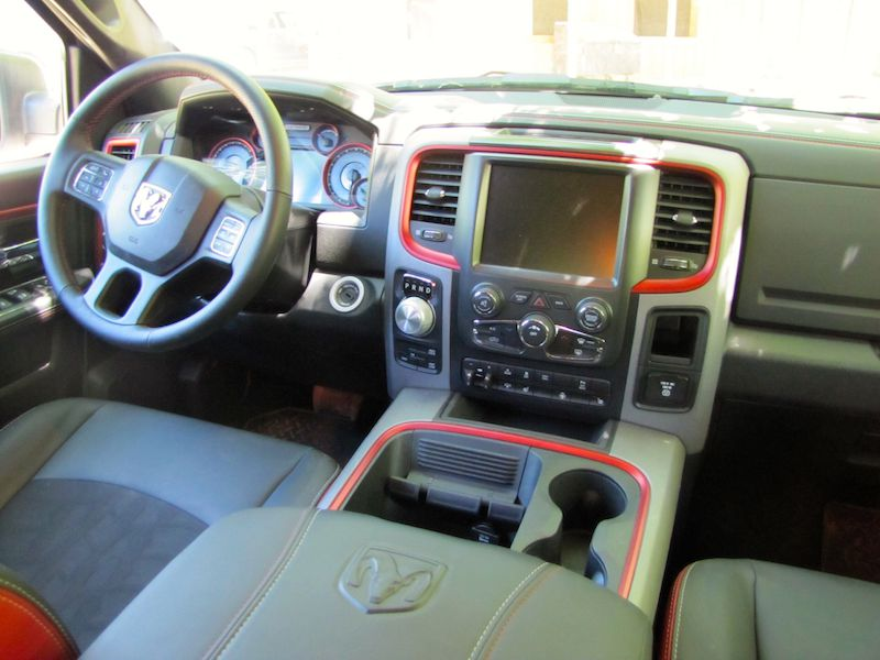 10 things you need to know about the 2016 ram rebel 4x4. Black Bedroom Furniture Sets. Home Design Ideas