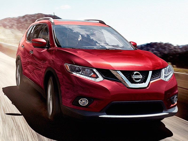 2016 nissan rogue road test and review. Black Bedroom Furniture Sets. Home Design Ideas