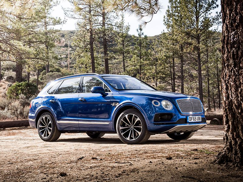 10 Things You Need to Know About the 2017 Bentley Bentayga