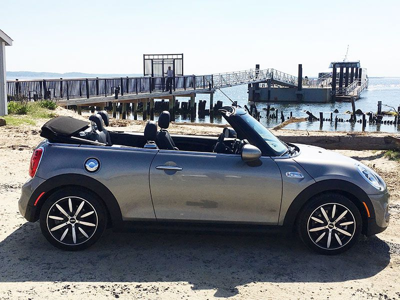2016 MINI Cooper Convertible Road Test and Review