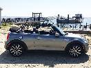 2017 MINI Convertible profile top down