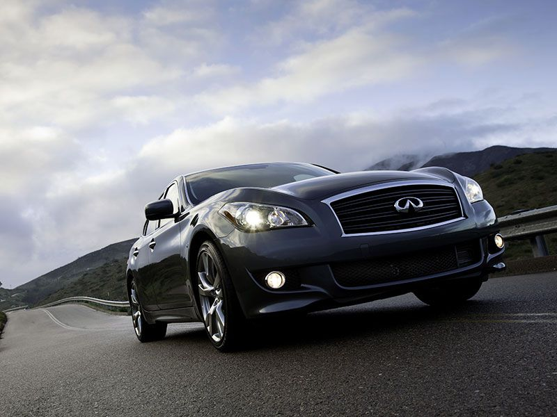 10 Used Luxury Cars Under 30K