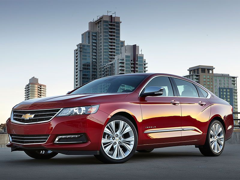 2016 Chevrolet Impala Road Test and Review