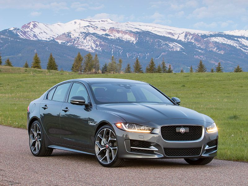 2017 Jaguar XE 35t Prestige Road Test and Review