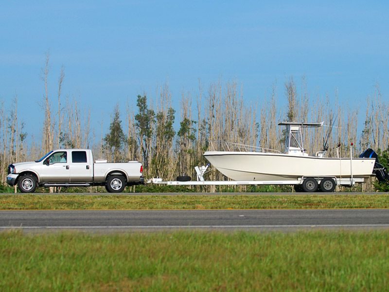 10 Best Trucks for Towing Boats