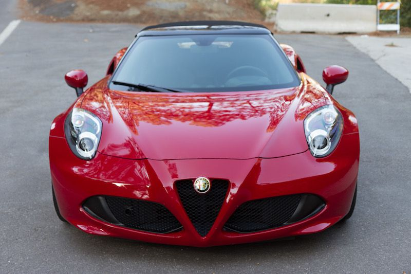 2016 Alfa Romeo 4C Road Test and Review