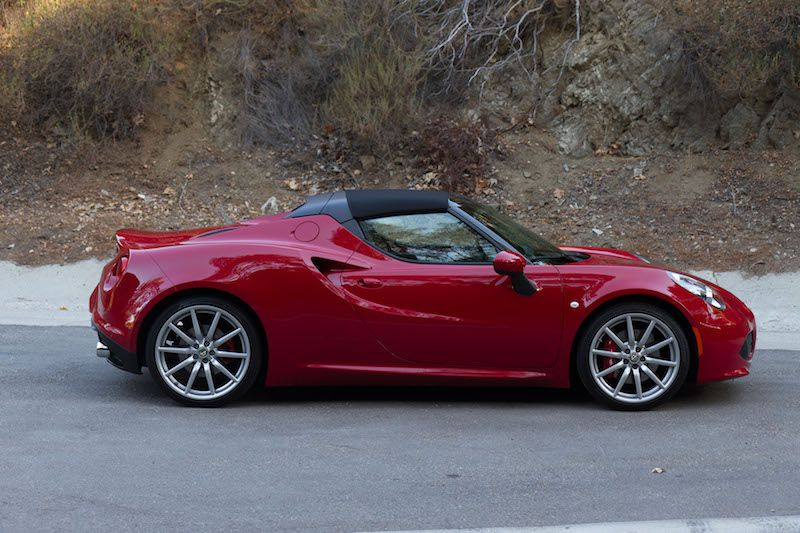 2016 alfa romeo 4c road test and review. Black Bedroom Furniture Sets. Home Design Ideas
