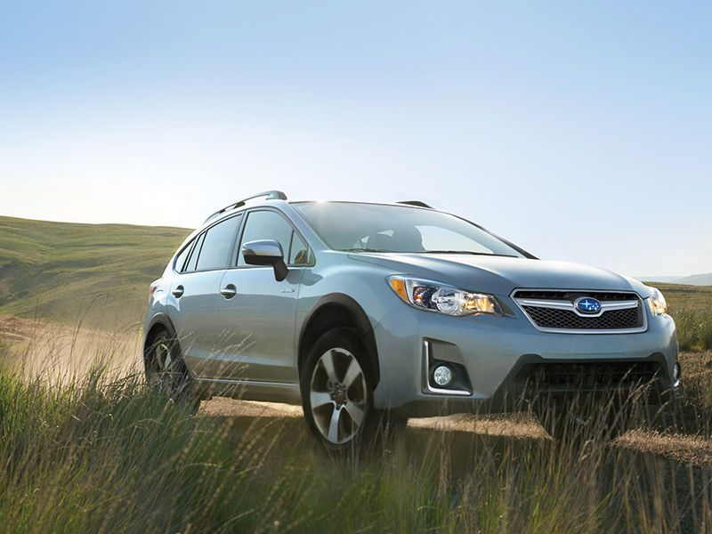 2016 Subaru XV Crosstrek Road Test and Review
