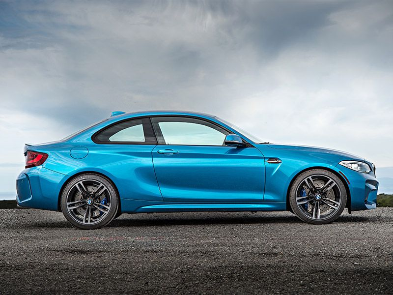 2016 BMW M2 Road Test and Review
