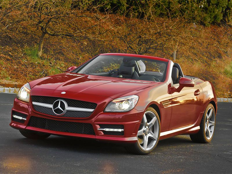 10 cheap roadsters with style for What is the cheapest mercedes benz