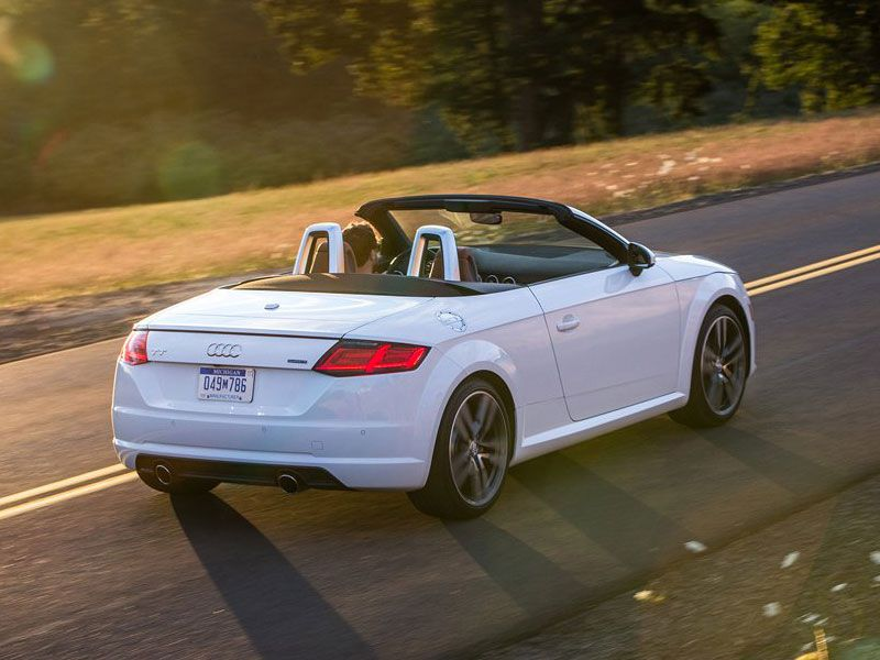 10 Cheap Roadsters with Style