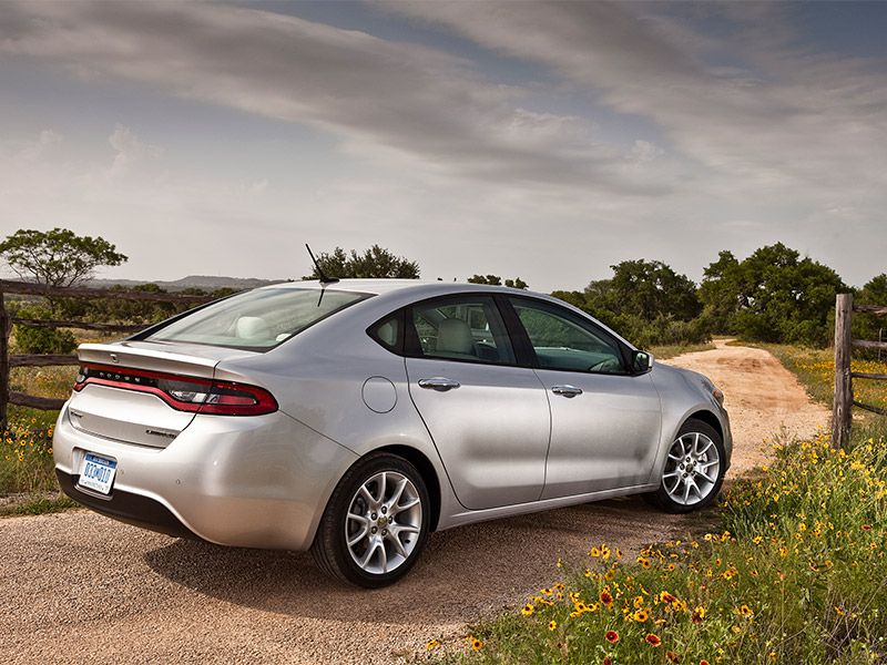 2016 Dodge Dart Aero Road Test and Review