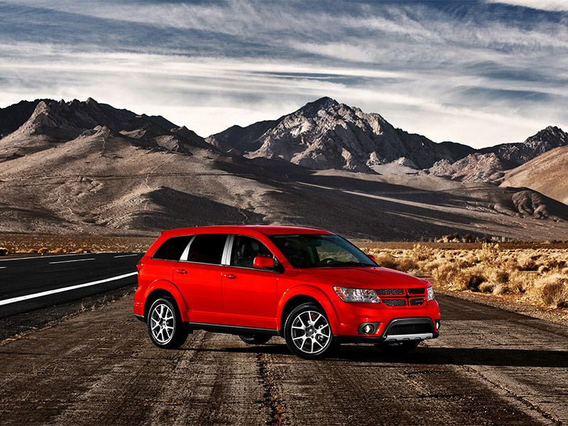 2016 Dodge Journey SE Road Test and Review