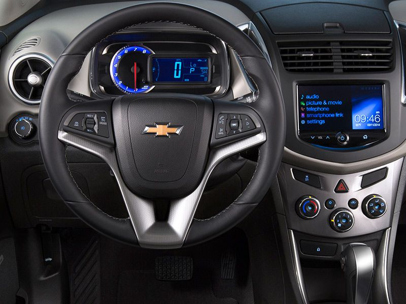 2016 Chevrolet Trax Midnight Edition Road Test And Review Autobytel Com