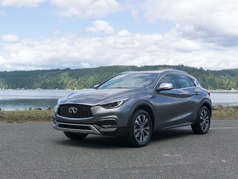 2017 Infiniti QX30 Road Test and Review