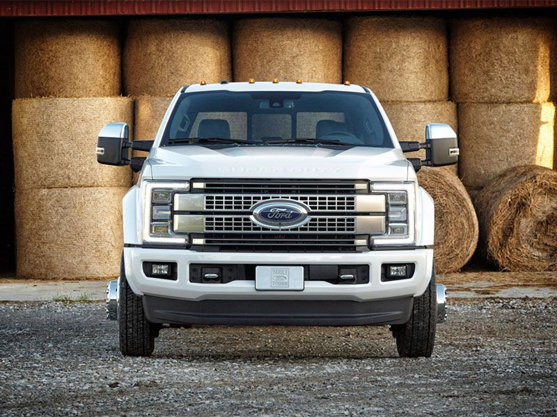 5 New Improvements to the 2017 Ford F-Series Super Duty
