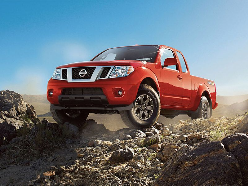 2016 Nissan Frontier Road Test and Review