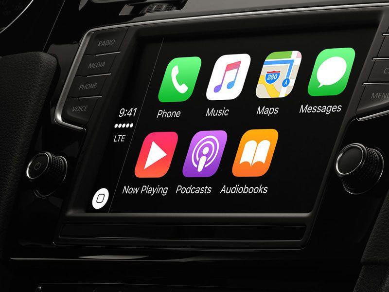 10 Top American Cars with Apple CarPlay