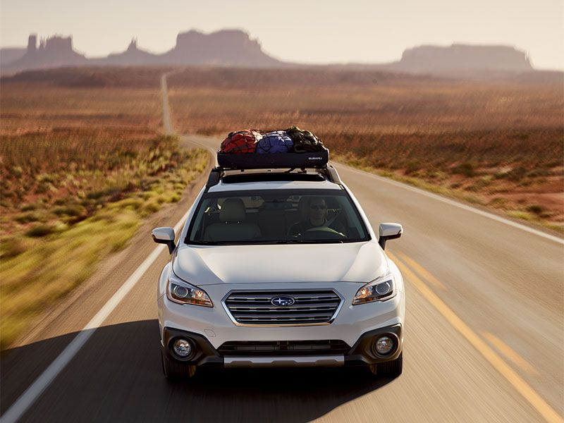 2017 Subaru Outback Road Test and Review