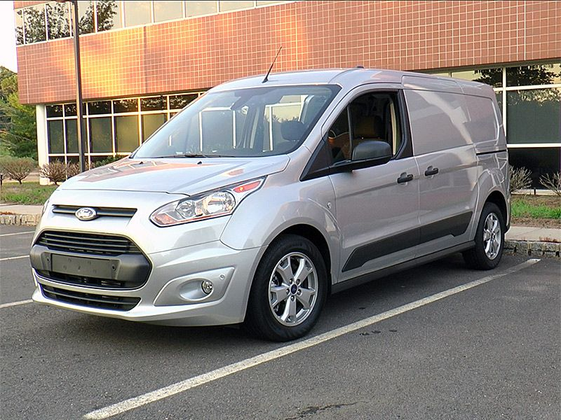 2016 Ford Transit Connect Road Test and Review