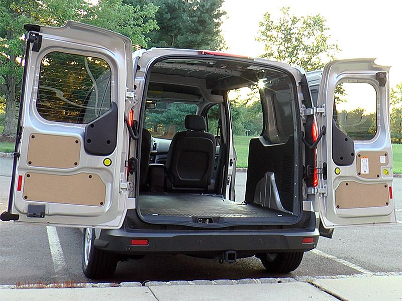 2016 Ford Transit Connect Road Test and Review   Autobytel.com