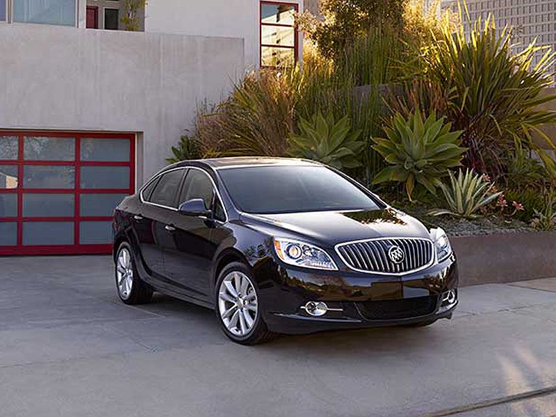2016 Buick Verano Road Test and Review