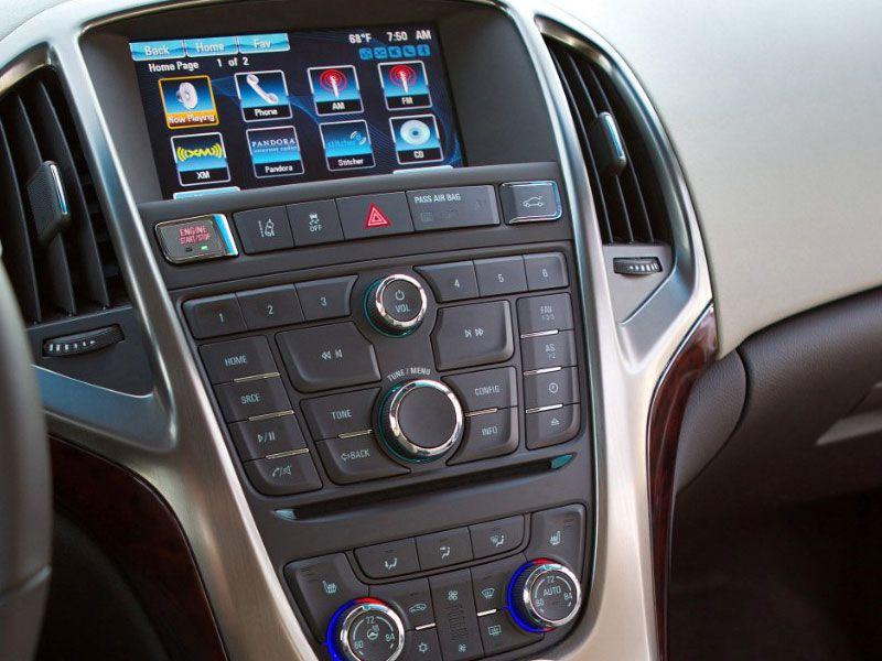 2016 Buick Verano Road Test And Review Autobytel Com