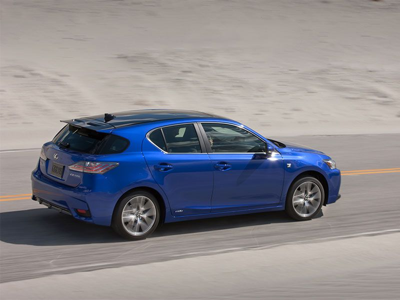 10 Hybrid Hatchbacks