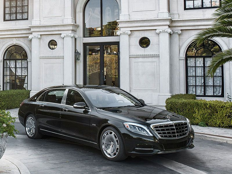 10 Best Luxury Cars to Buy