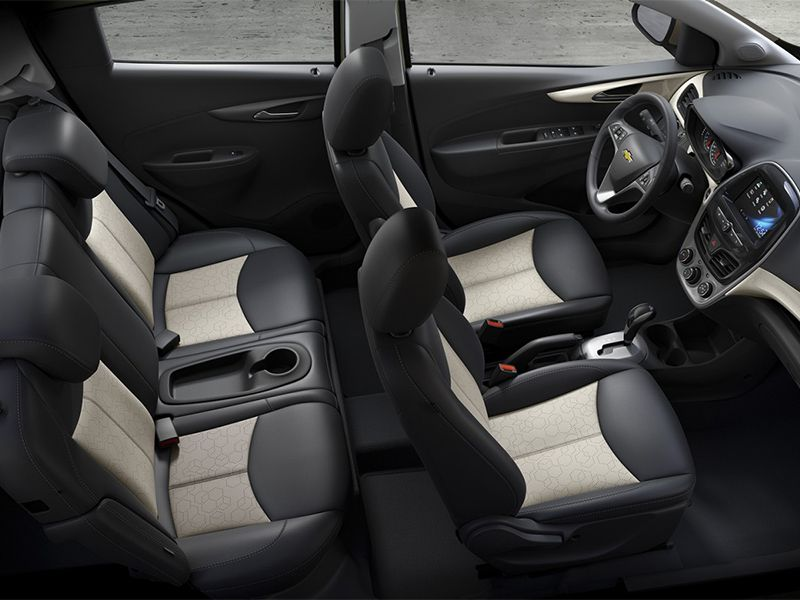 2016 Chevrolet Spark Lt Road Test And Review Autobytel Com